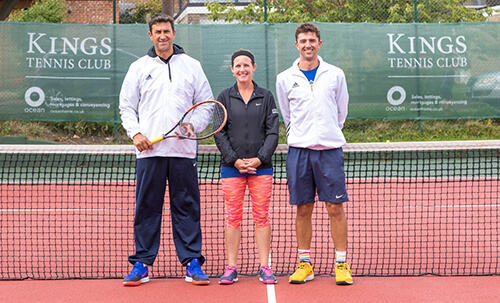 Tennis Coaches in Bristol