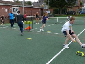Cardio Tennis Sessions Daytime exercise classBristol