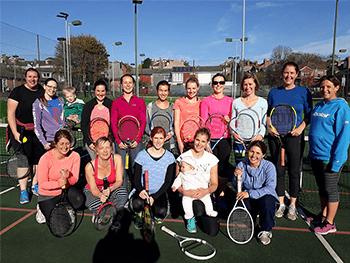 Mums Tennis Bristol