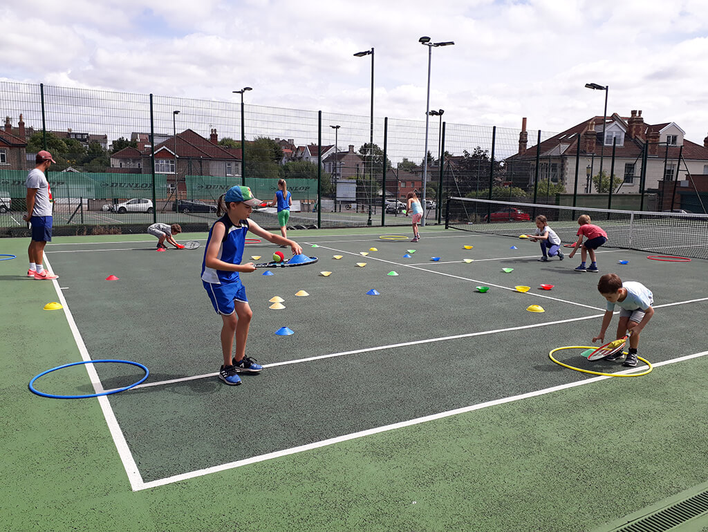 Tennis parties for Kids in Bristol