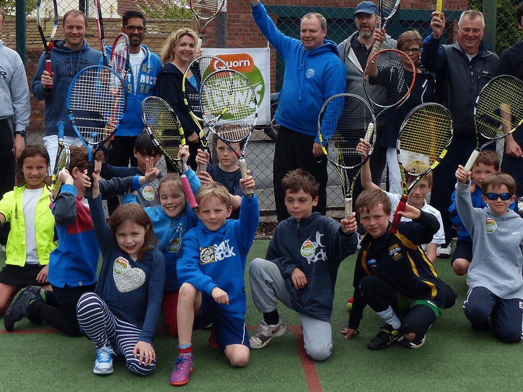 Green Ball Tennis Bristol