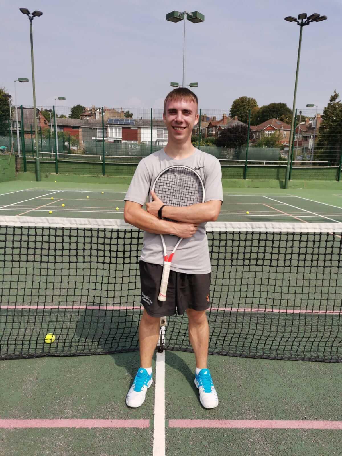 Dom Boylan Tennis Coach