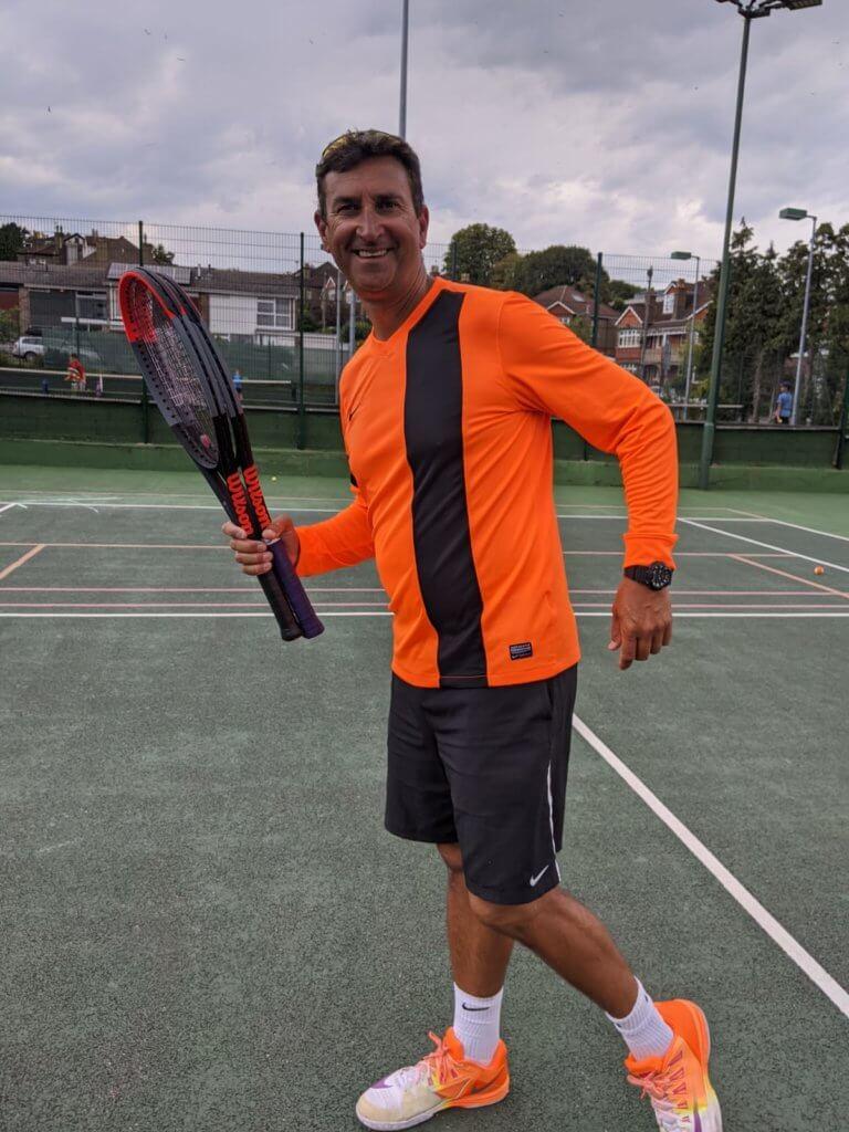 Francois Du Preez Tennis Coach Kings Tennis ClubBristol