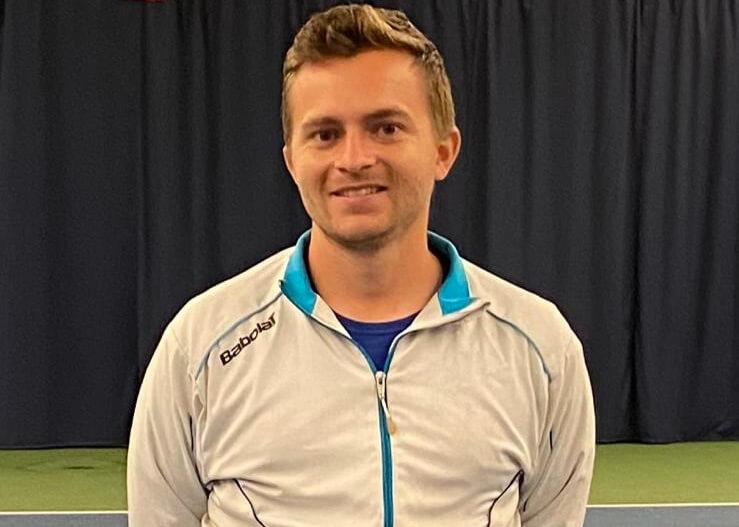 Ben Hardwick Tennis coach