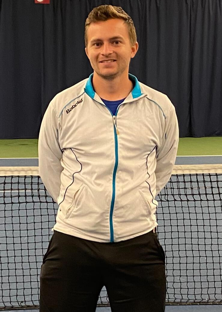 Ben Hardwick tennis coach for tennis lessons in Bristol