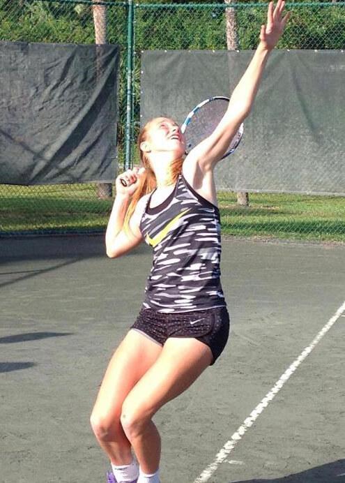 Hannah Emerson - Tennis Coach