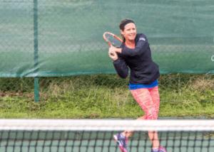 Elly Shearman Tennis Coaching in Bristol