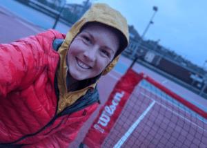 Elly Shearman tennis coach providing Adult tennis lessons in Bristol