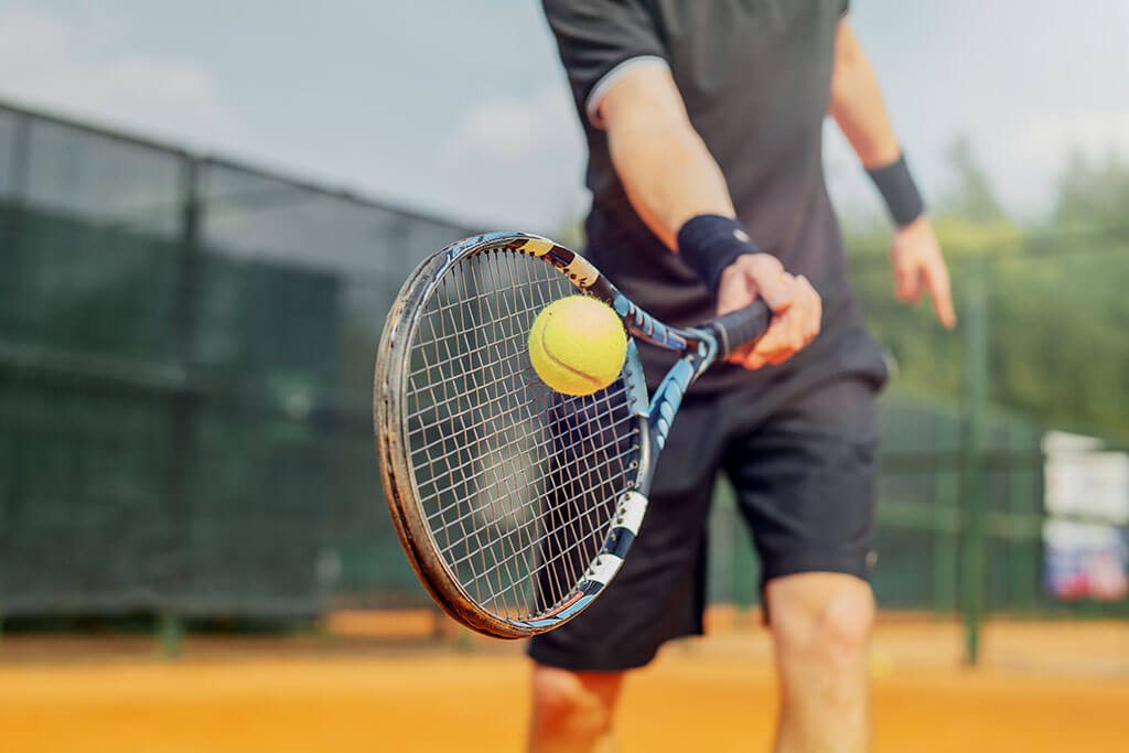 Lunchtime Adult Tennis Lessons