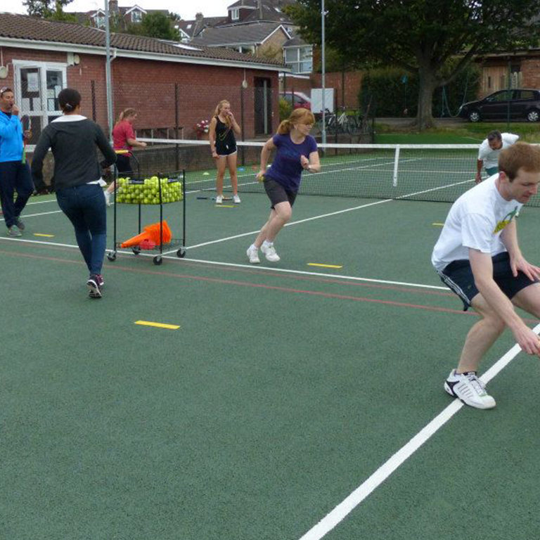 Cardio Tennis Sessions Bristol
