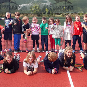 Junior Tennis Coaching in Bristol