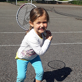 Toddler Tennis Bristol